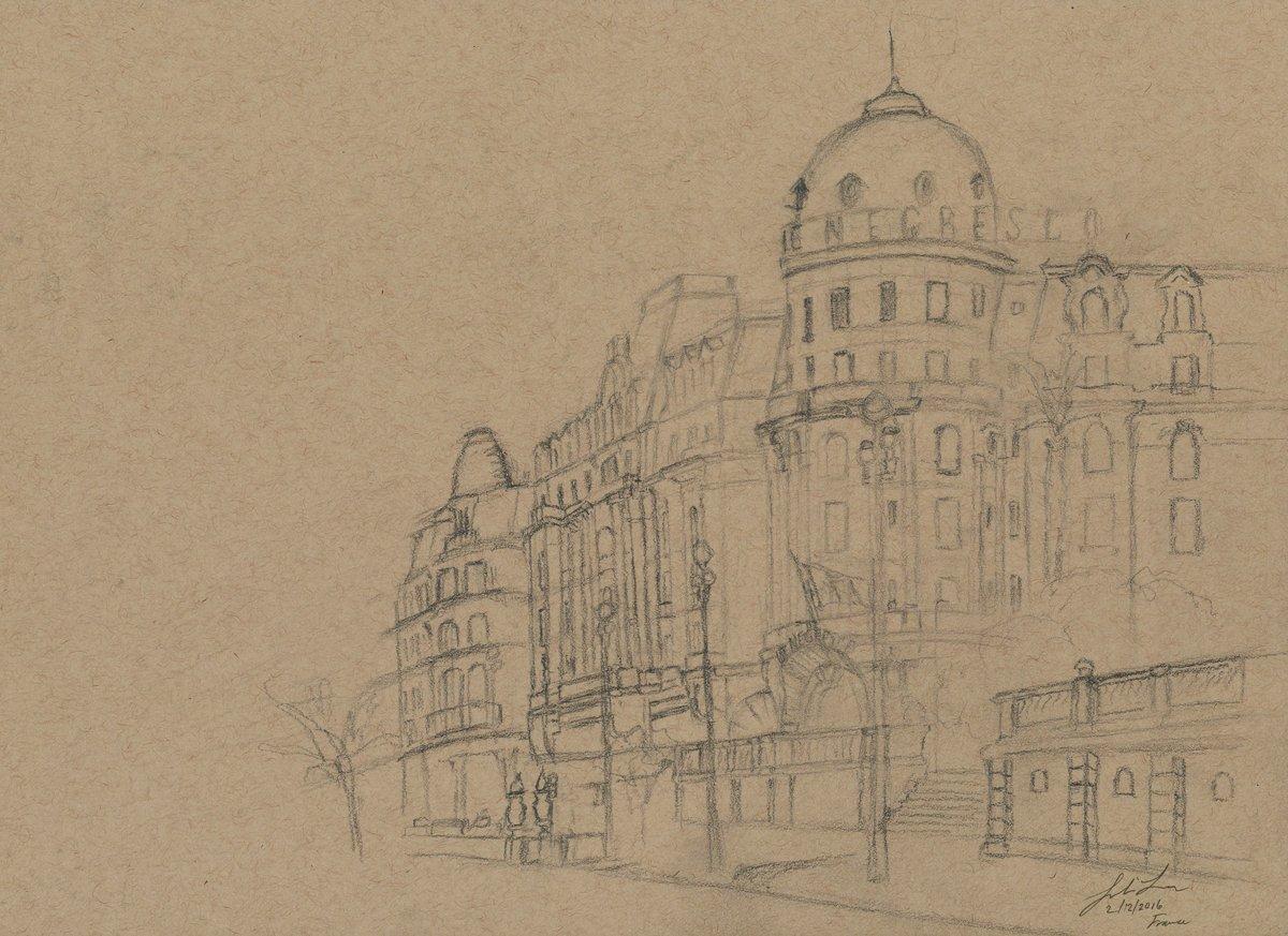 Pencil Sketches – Ju...